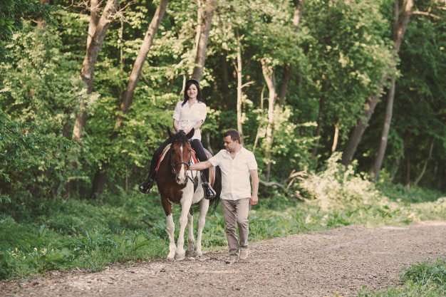 Equitation à Ploemeur