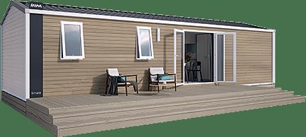 Mobil-home Famille 4 chambres smala - extérieur