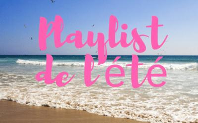 La playlist des vacances – un été au Camping de la Plage à Guidel